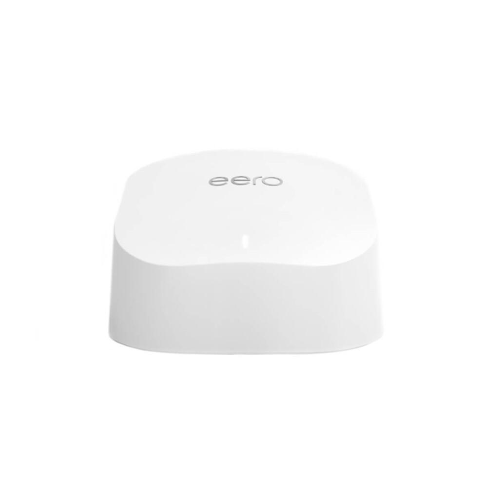 Купить Wi-Fi Роутер Eero 6 Dual-Band Mesh System Apple HomeKit (1 модуль)