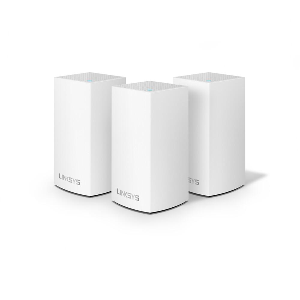 Купить Двухдиапазонный Wi-Fi роутер Linksys Velop Whole Home Intelligent Mesh WiFi System (3 шт.)