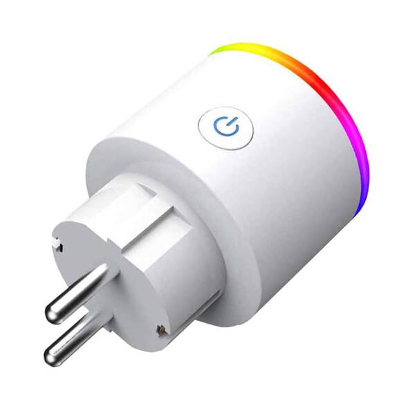 Умная Wi-Fi розетка iLoungeMax RGB