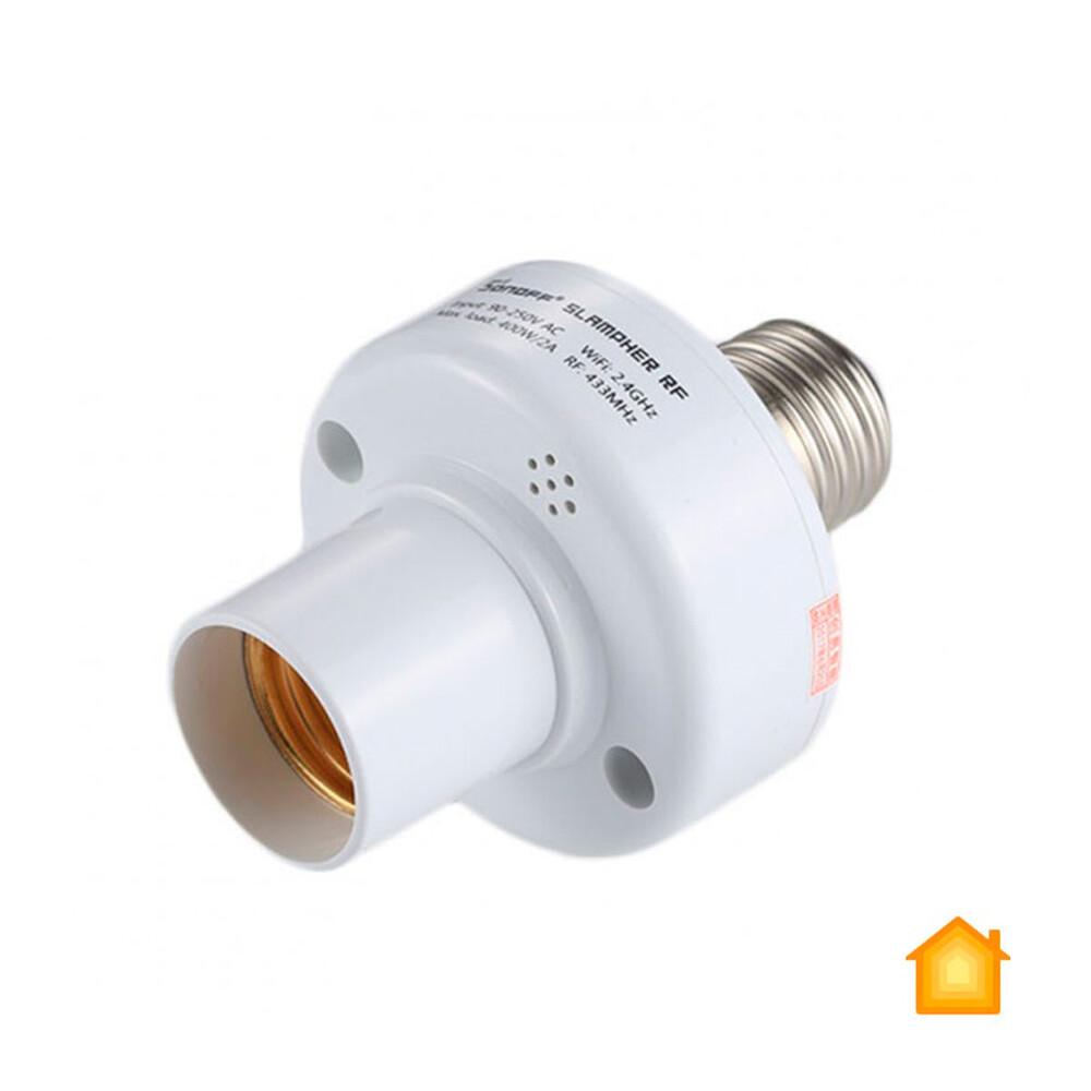 Купить Патрон для лампочки Sonoff SlampherR2 HomeKit