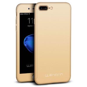 Купить Чехол с защитным стеклом Willnorn Norn One 360 Gold для iPhone 7 Plus/8 Plus