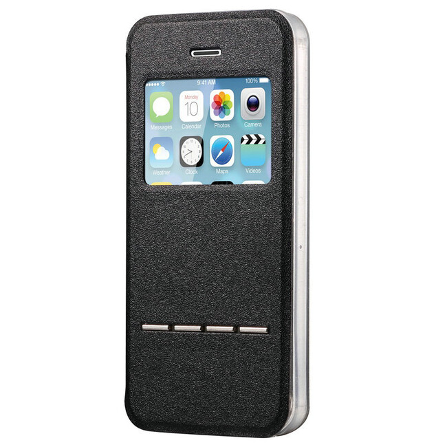 Сенсорный чехол SenseCover для iPhone 4/4S