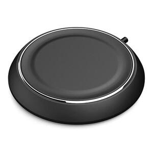 Купить Беспроводное зарядное устройство ROCK Black для iPhone/Samsung/Sony/HTC/LG