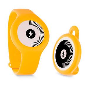 Купить Спортивный трекер Withings Go Yellow
