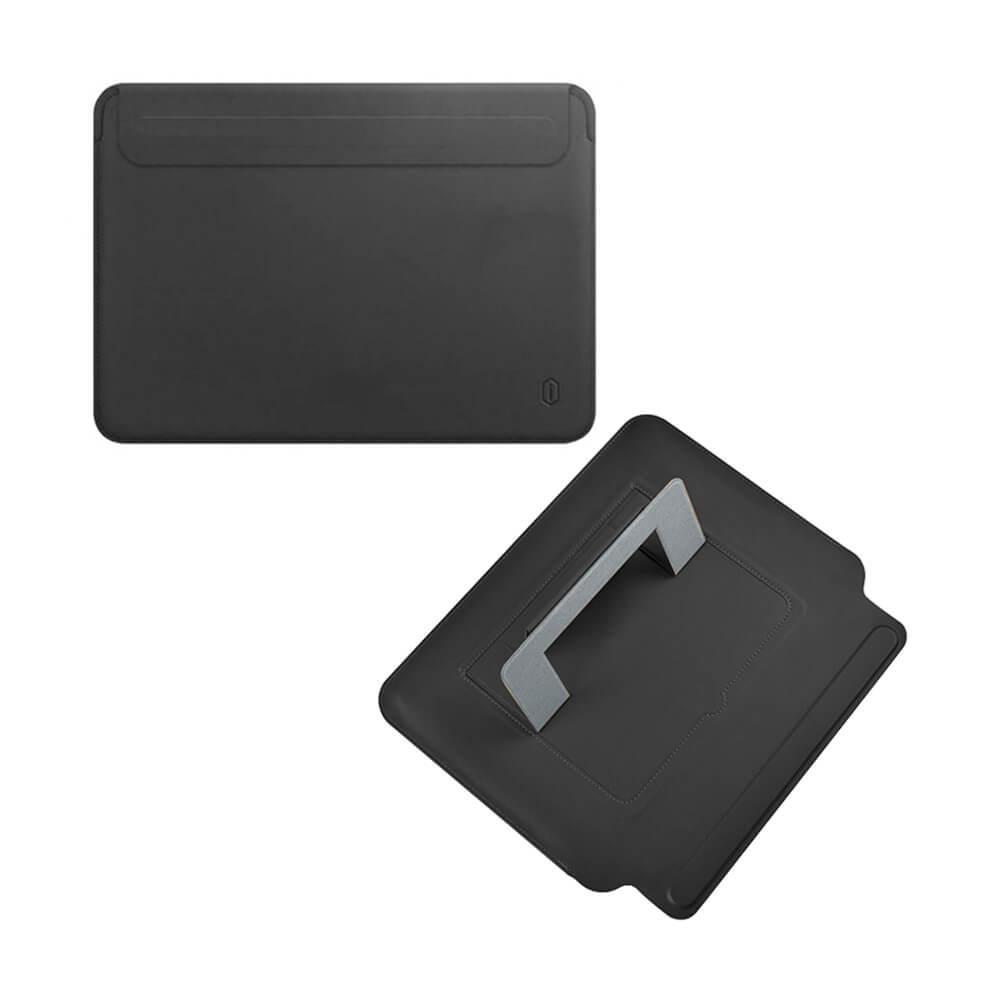 "Купить Чехол-подставка WIWU Alta Skin Pro Portable Slim Stand Sleeve для MacBook Pro | Air 13"" (M1 | 2020 | 2019 | 2018)"