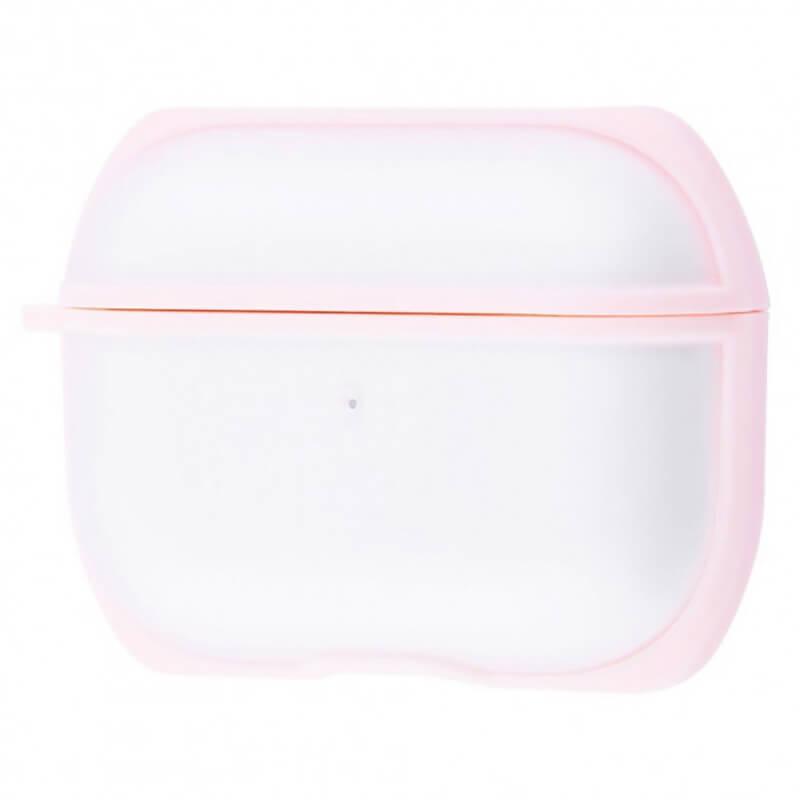 Купить Пластиковый чехол Wiwu APC001 Pink для AirPods Pro