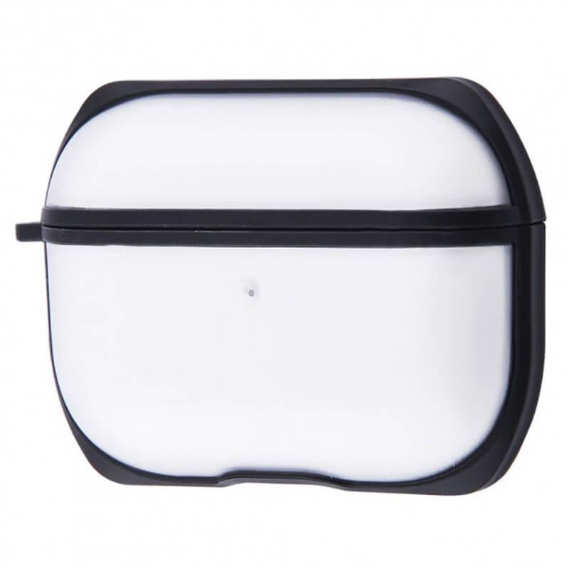 Купить Пластиковый чехол Wiwu APC001 Black для AirPods Pro