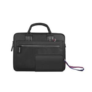 """Купить Чехол-сумка WIWU Athena Black для MacBook 13"""""""