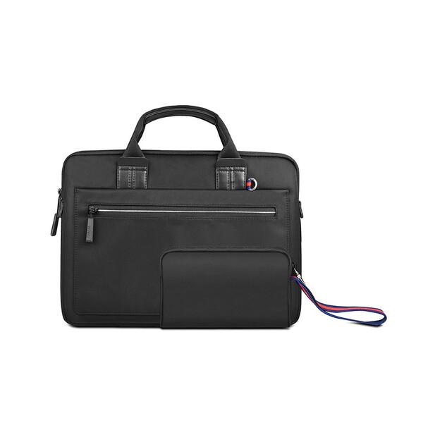 "Чехол-сумка WIWU Athena Black для MacBook Air 13""   Pro 13"""