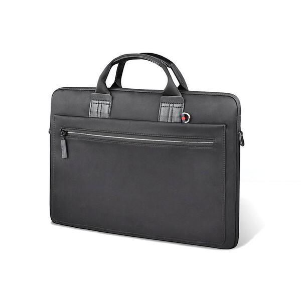 "Чехол-сумка WIWU Athena Black для MacBook Pro 15"""