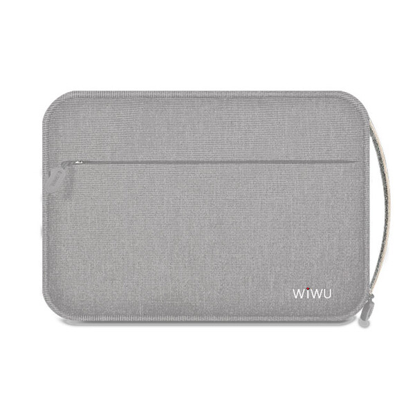 Влагозащитная сумка WIWU Cozy Storage Bag Gray Large