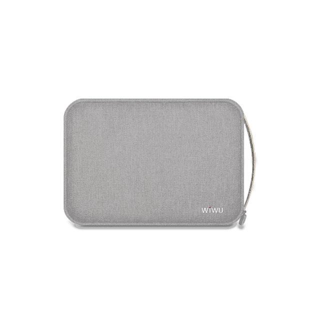 Купить Влагозащитная сумка WIWU Cozy Storage Bag Gray Small