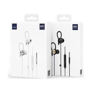Купить Наушники WiWU Earbuds 103 3.5mm Black