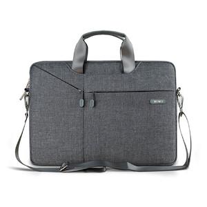 """Купить Нейлоновая сумка WIWU GearMax City Commuter Bag Grey для MacBook 12""""/Air 11"""""""