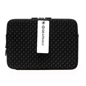"Купить Чехол-сумка WIWU GearMax Diamond Sleeve Black для MacBook Pro 15"""