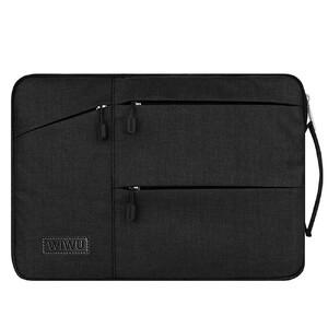 "Купить Чехол-сумка WIWU GearMax Traveler Sleeve Black для MacBook Pro 15"""