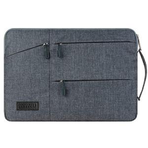 "Купить Чехол-сумка WIWU GearMax Traveler Sleeve Grey для MacBook Pro 15"""