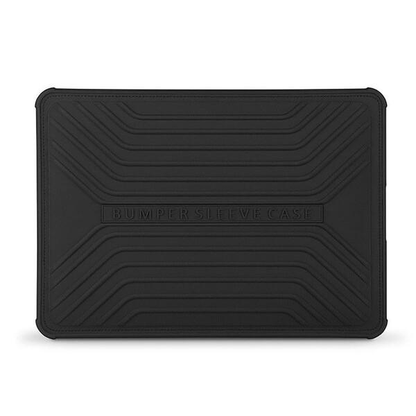 """Силиконовый чехол со встроенными магнитами WIWU GearMax Voyage Sleeve Black для MacBook Pro 16""""   Pro 15"""" (2016   2017   2018)"""