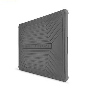 """Купить Силиконовый чехол WIWU GearMax Voyage Sleeve Grey для MacBook Pro 13"""""""