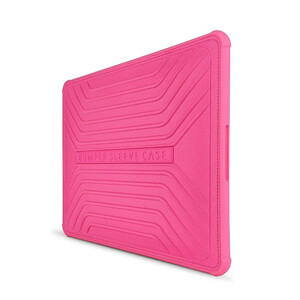"""Купить Силиконовый чехол WIWU GearMax Voyage Sleeve Pink для MacBook Pro 13"""""""