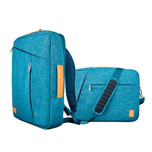 Рюкзак WIWU GearMax Gent Transform Backpack Blue для Macbook