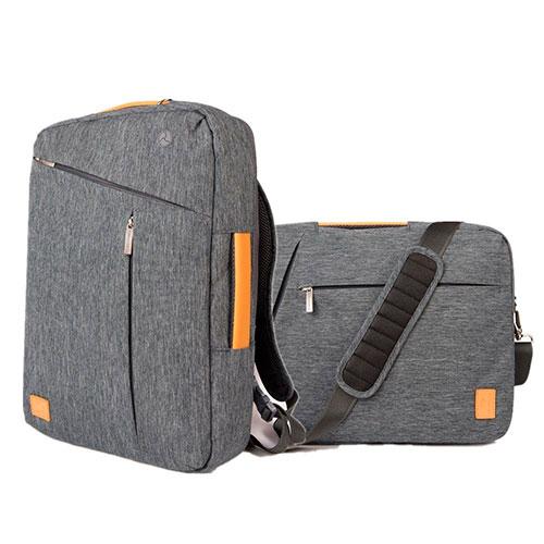 Купить Рюкзак WIWU GearMax Gent Transform Backpack Grey для Macbook