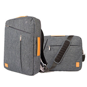 Купить Рюкзак WIWU GearMax Gent Transform Backpack Grey для Macbook