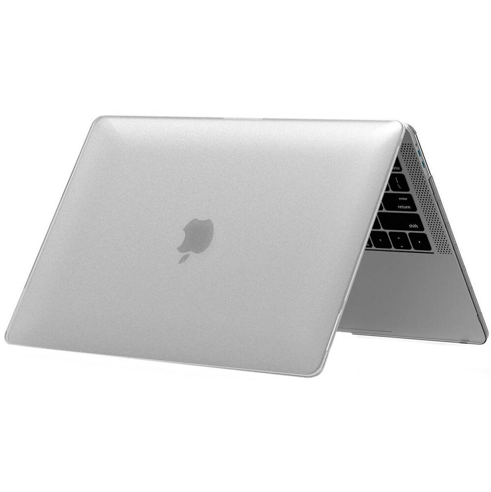 "Купить Пластиковый чехол-накладка WIWU iShield Ultra Thin для MacBook Pro 16"" White Frosted"