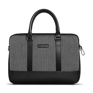 """Купить Чехол-сумка WIWU London Brief Case Black для MacBook 13.3"""""""