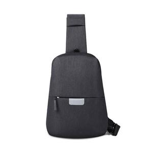 Купить Рюкзак WIWU Mi+Chest Bag Black с выходом для наушников