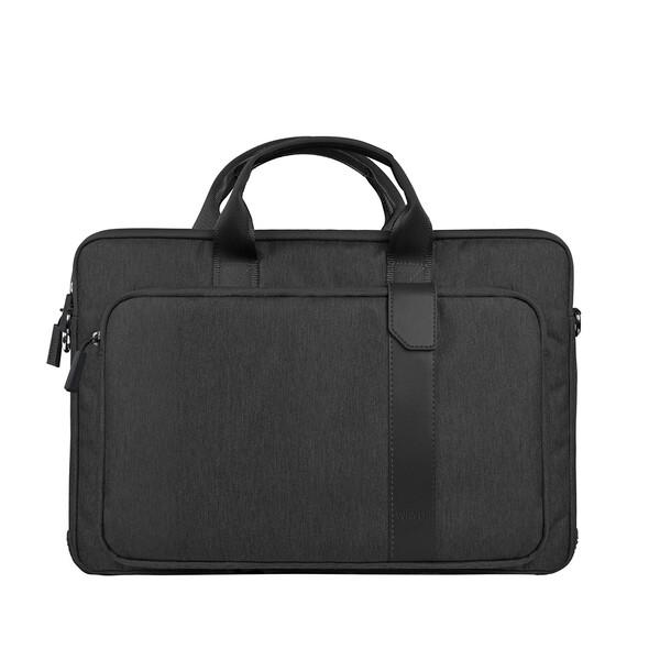 "Чехол-сумка WIWU New Arrival Black для MacBook 14"""