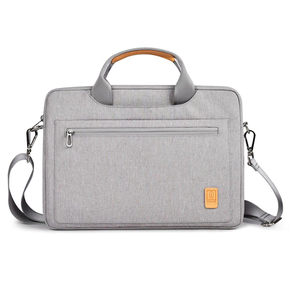 """Купить Чехол-сумка WIWU Pioneer Gray для MacBook 13,3"""""""