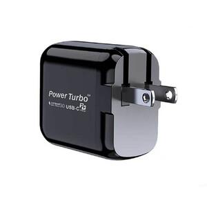 Купить Зарядное устройство Wiwu Power Turbo Dual Port PT1821 (US)