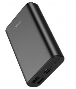 Купить Внешний аккумулятор Wiwu Quantas JC-05 Black Power Bank 10000mAh