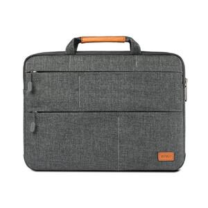 """Купить Влагозащитная сумка с подставкой WIWU Smart Stand Sleeve Gray для MacBook Air 13""""/Pro 13"""""""