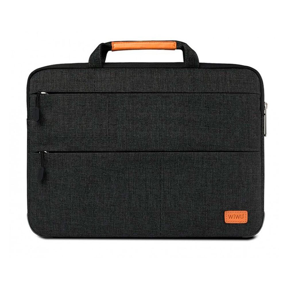 "Влагозащитный чехол-сумка WIWU Smart Stand Sleeve для MacBook Air 13"""