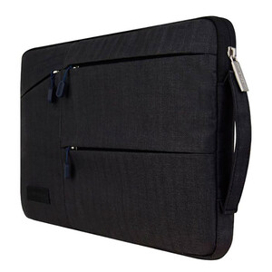 "Купить Чехол-сумка WIWU GearMax Traveler Sleeve Black для MacBook Pro 13""/Air 13"""