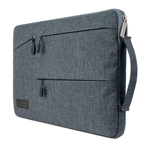 "Купить Чехол-сумка WIWU GearMax Traveler Sleeve Grey для MacBook Pro 13""/Air 13"""