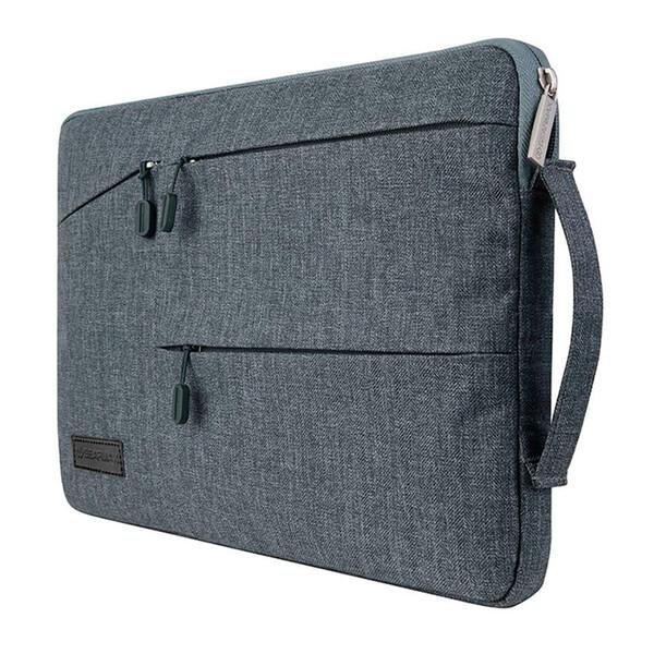 "Чехол-сумка WIWU GearMax Traveler Sleeve Grey для MacBook Pro 13""   Air 13"""