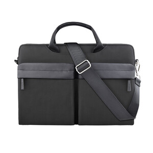 "Купить Чехол-сумка WIWU Vigor Pocket Handbag Black для MacBook Air 13""/Pro 13"""