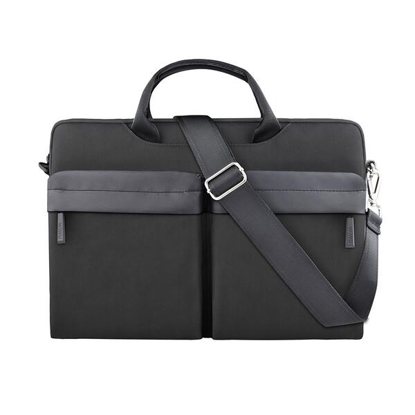 "Чехол-сумка WIWU Vigor Pocket Handbag Black для MacBook Air 13""   Pro 13"""