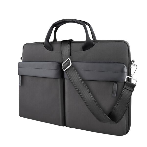 """Чехол-сумка WIWU Vigor Pocket Handbag Black для MacBook Pro 16""""   Pro 15"""""""