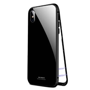 Купить Магнитный чехол WK DESIGN Magnetic Black для iPhone X/XS