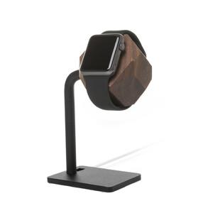 Купить Деревянная док-станция Woodcessories Ecodock Watch Walnut Wood для Apple Watch