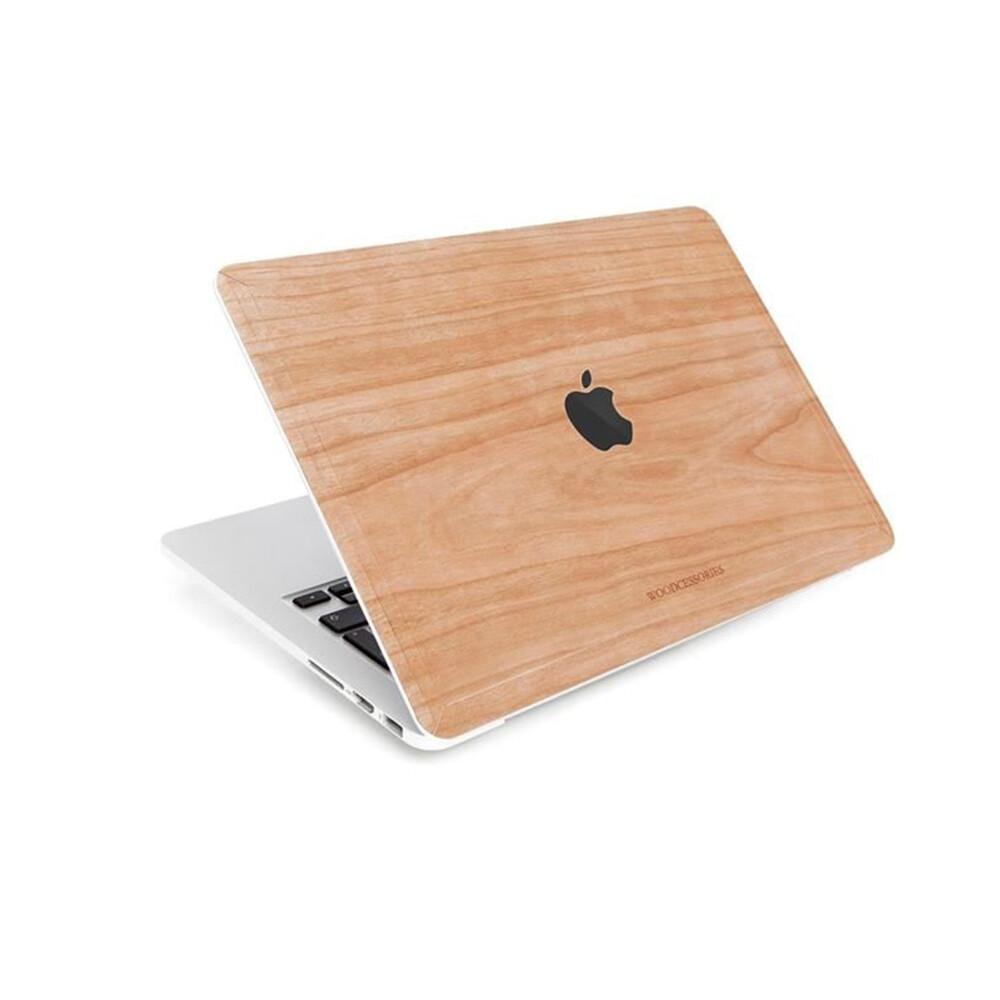 "Деревянная накладка Woodcessories EcoSkin Cherry для MacBook Air 13"" (2020 | 2019 | 2018) |  Pro 13"" Touchbar"
