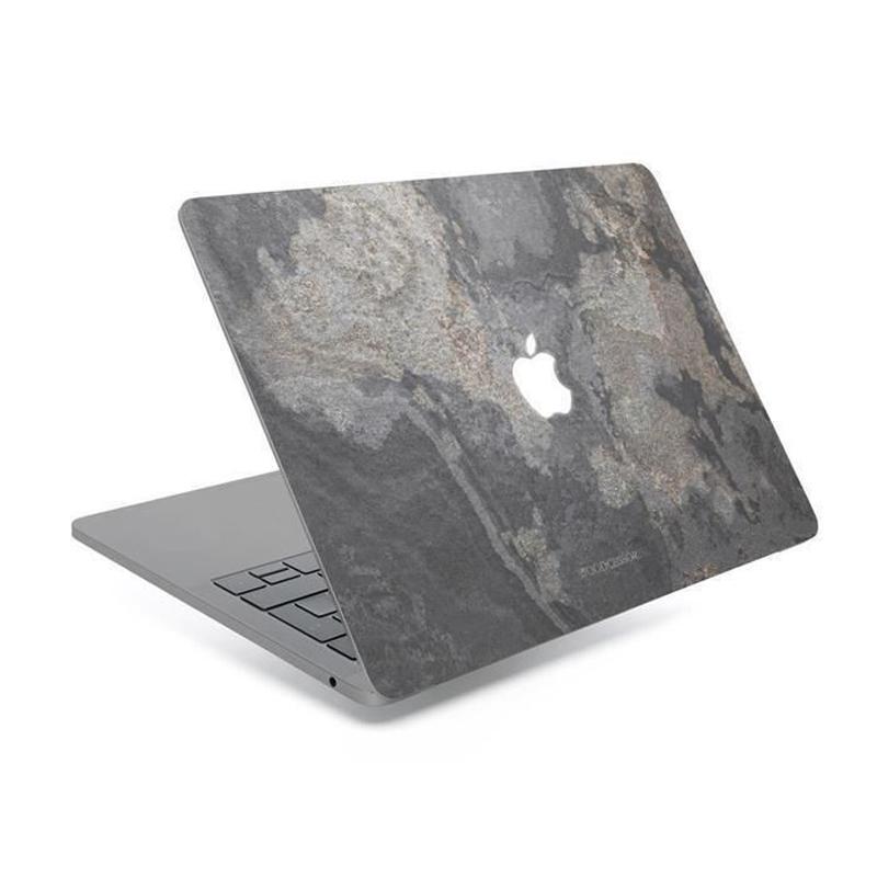 "Купить Накладка из натурального камня Woodcessories EcoSkin Stone Camo Gray для MacBook Air 13"" (2020   2019   2018)   Pro 13"" Touchbar"