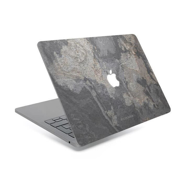 "Накладка из натурального камня Woodcessories EcoSkin Stone Camo Gray для MacBook Air 13"" (2020 | 2019 | 2018) | Pro 13"" Touchbar"