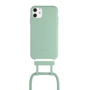 Купить Чехол Woodcessories Necklace Bio AM Mint Green для iPhone 11