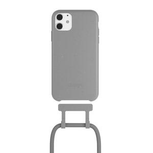 Купить Чехол Woodcessories Necklace Bio AM Cool Grey для iPhone 11