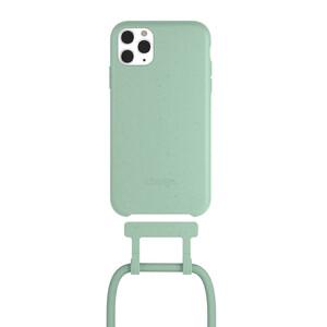 Купить Чехол Woodcessories Necklace Bio AM Mint Green для iPhone 11 Pro Max
